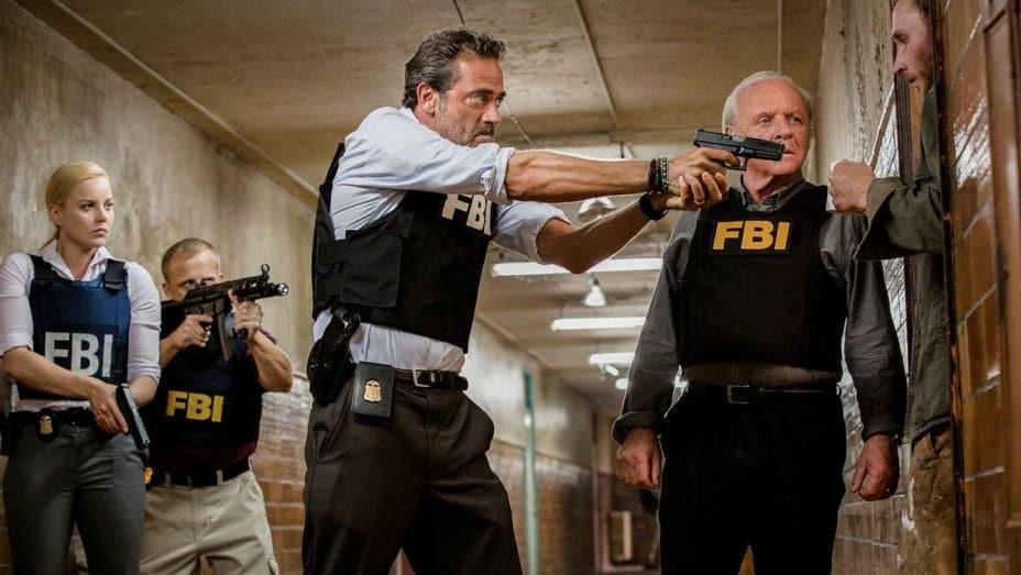 Abbie Cornish, Jeffrey Dean Morgan y Anthony Hopkins protagonizan 'En la Mente del Asesino' (Solace, 2015).