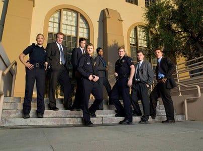 Les cantaron las golondrinas a estos policías de L.A.