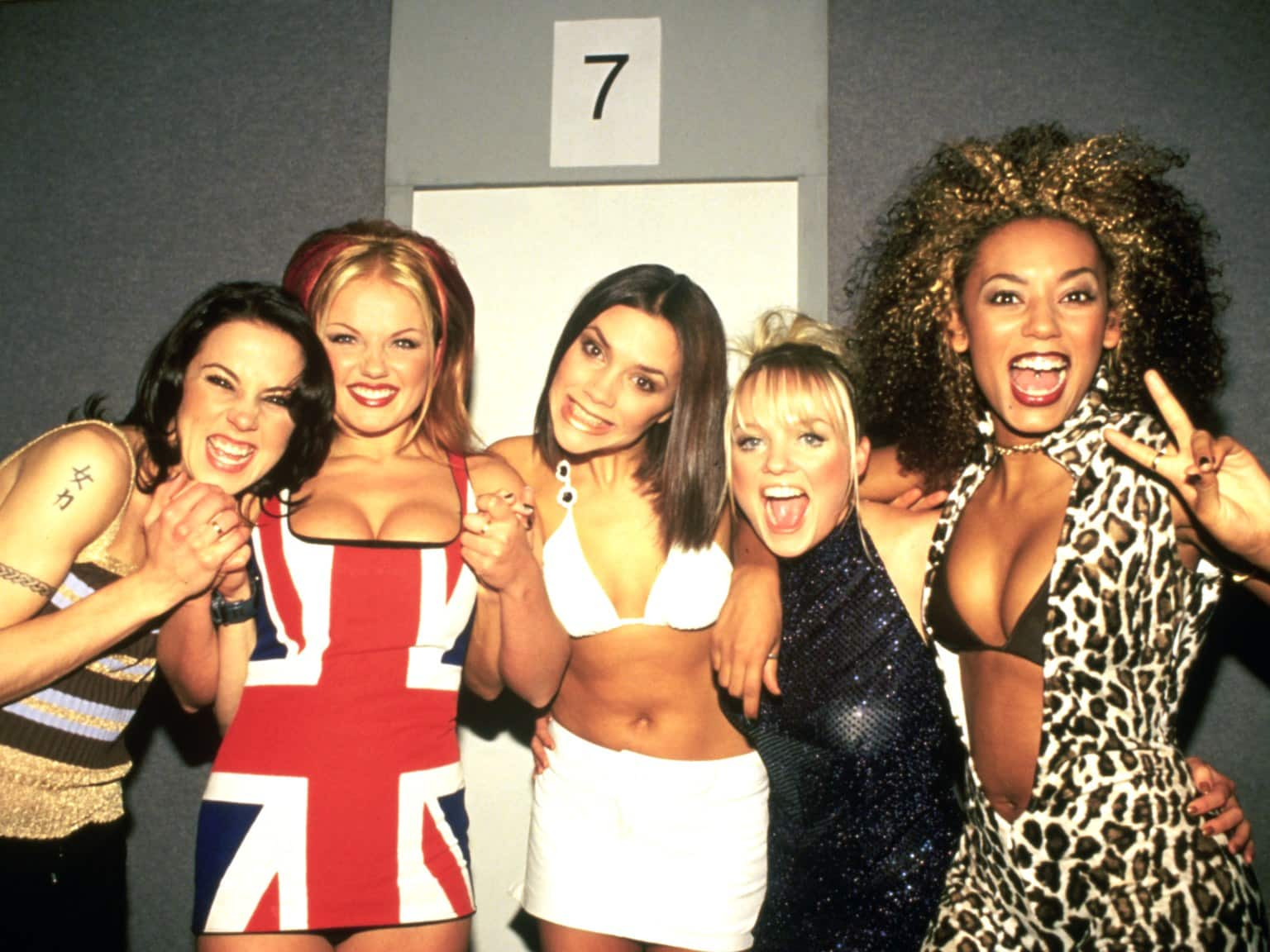 Las Spice Girls serán superhéroes en la pantalla grande ¡girl power!