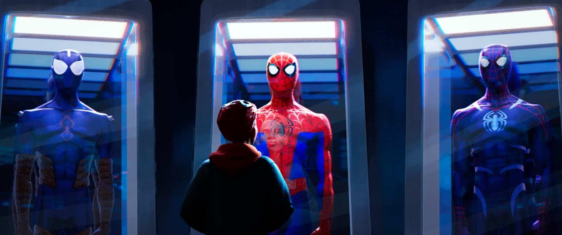 Tráiler de Spider-Man: Into the Spider-Verse presenta a Spider-Ham, Spider-Man Noir y Penny Parker en película animada