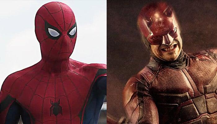 Spider Man Daredevil