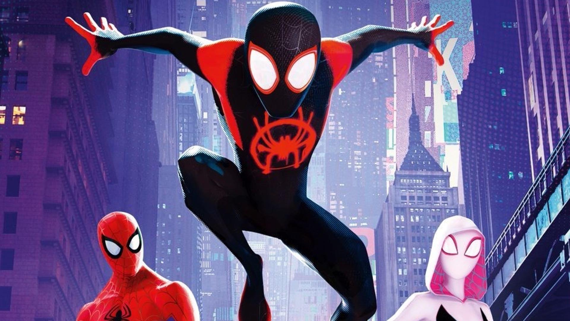 La secuela de Sony de Spider-Man: Into the Spider-Verse fija estreno en cines