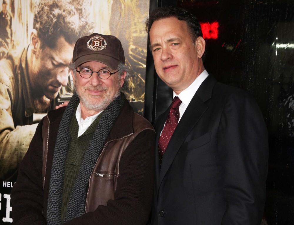 Spielberg y Hanks