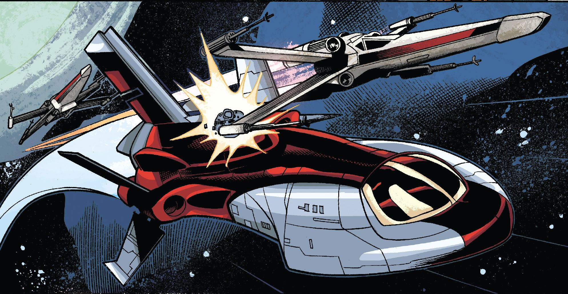 star wars comics leia 1