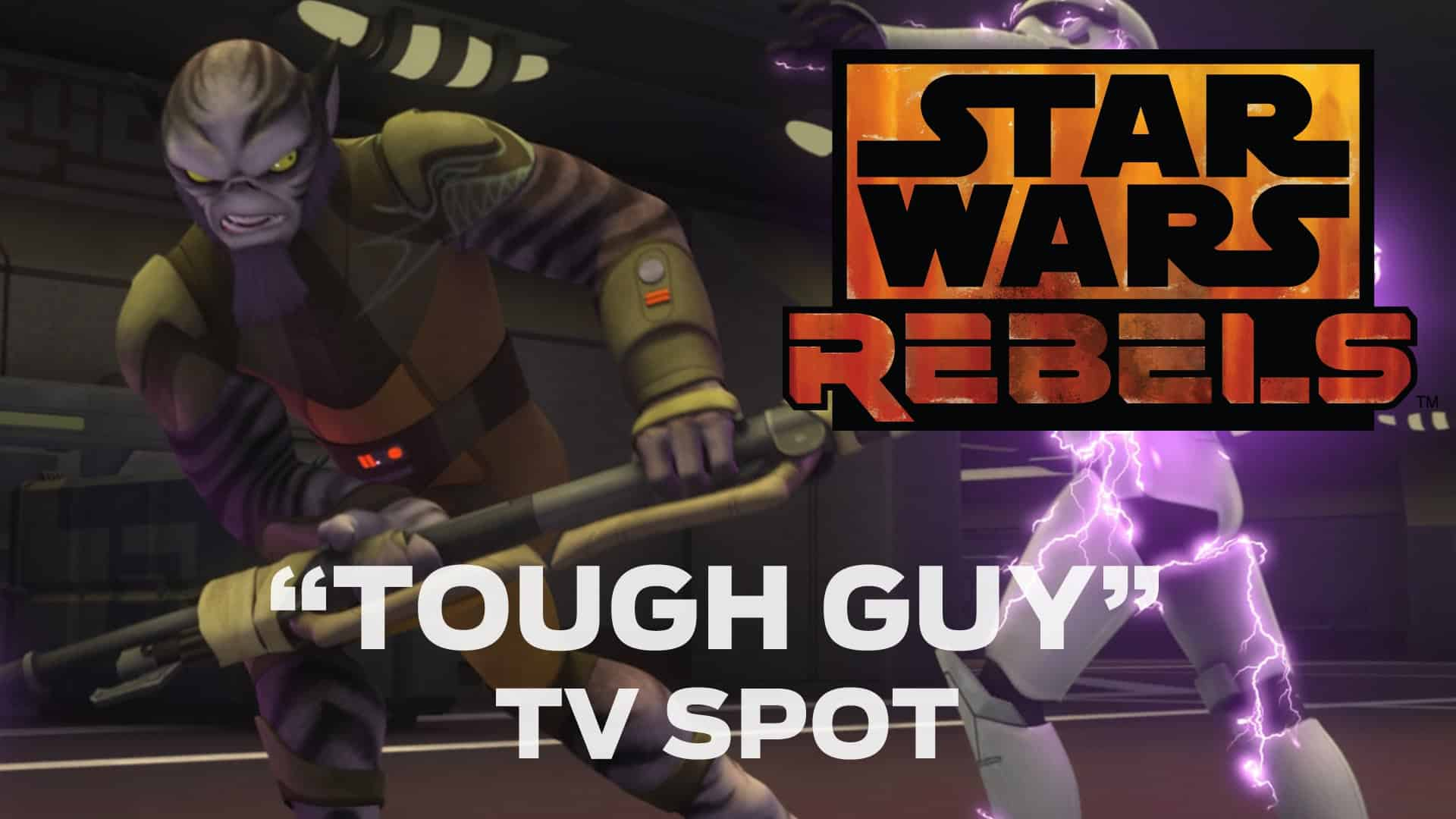 Video thumbnail for youtube video Star Wars Rebels Octubre 13 - Cine3.com
