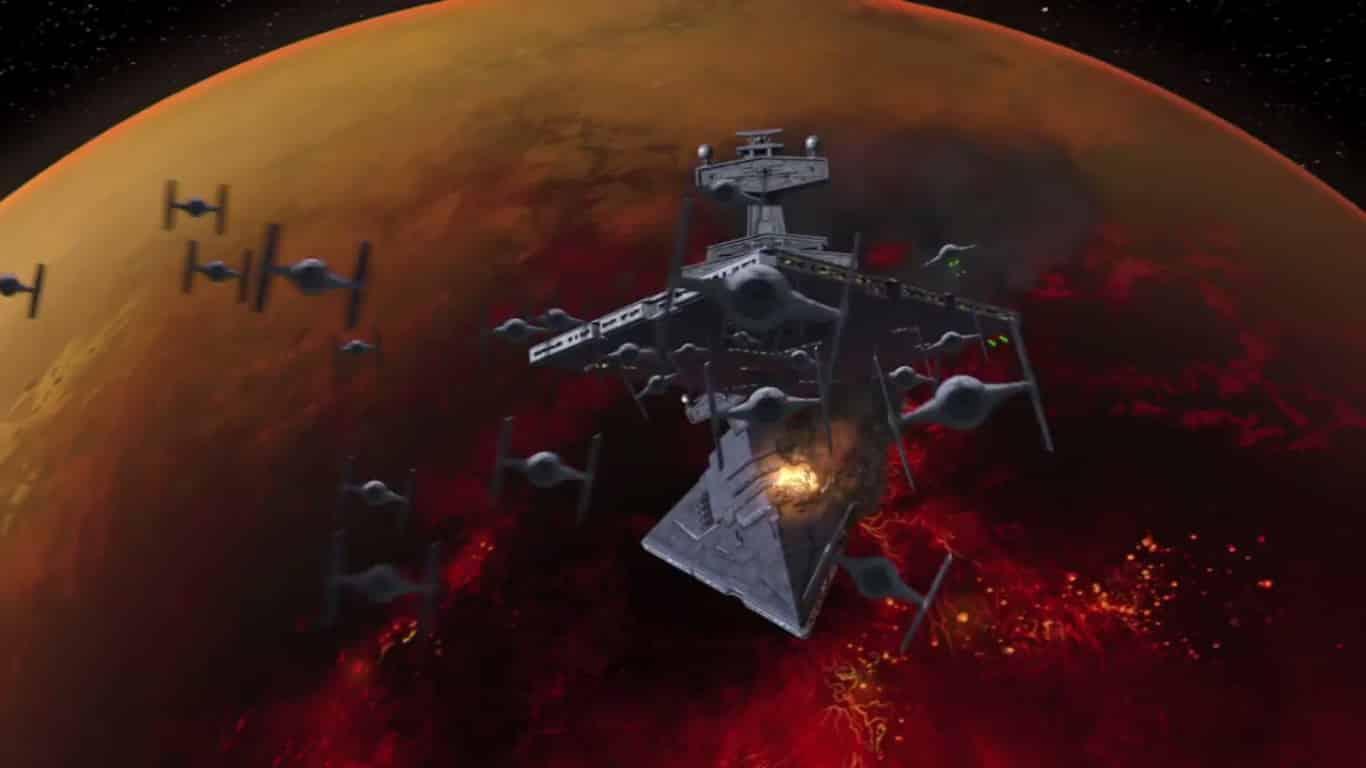 Saw Gerrera es mencionado en Star Wars Rebels por Agente Kallus