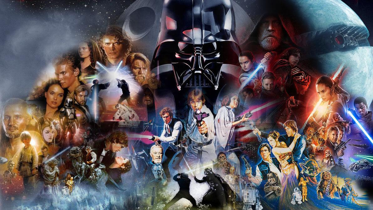 La saga completa Star Wars llega a Amazon Prime Video en mayo 2020