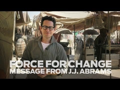Video thumbnail for youtube video Star Wars + Unicef = Force for Change - Cine3.com