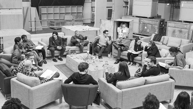 El reparto de Episode VII
