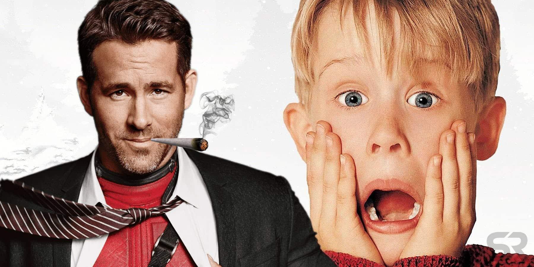 Stoned Alone: Ryan Reynolds producirá versión Rated-R de Home Alone para Fox