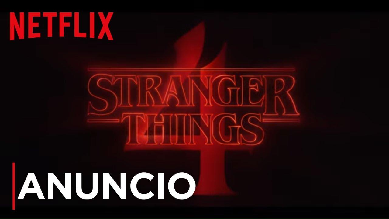 Netflix renueva la serie Stranger Things a una cuarta temporada
