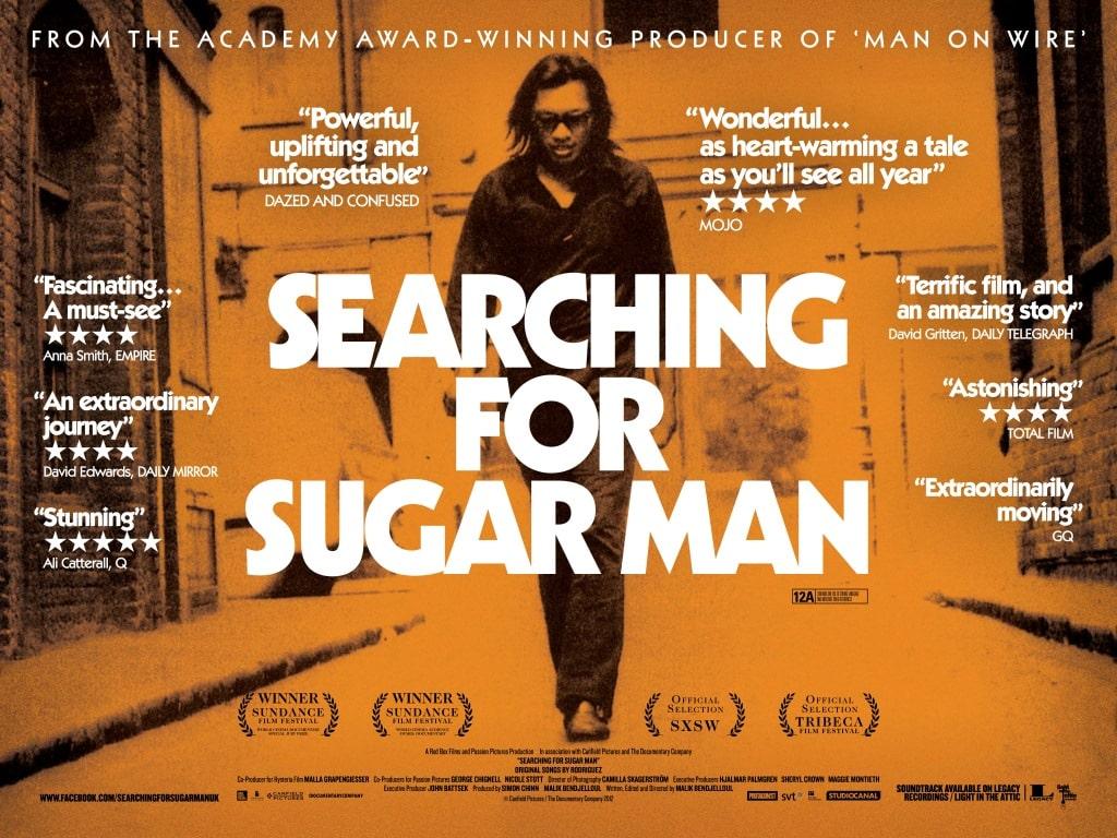 Buscando a Sugarman.