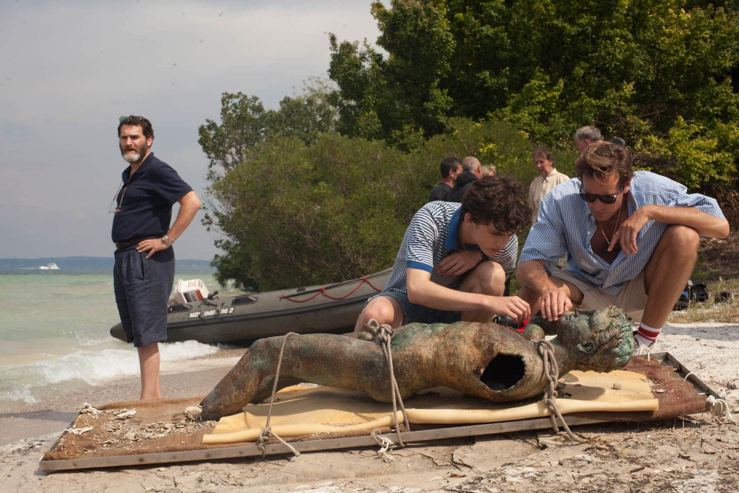 Luca Guadagnino confirma que Call Me by Your Name prepara secuela