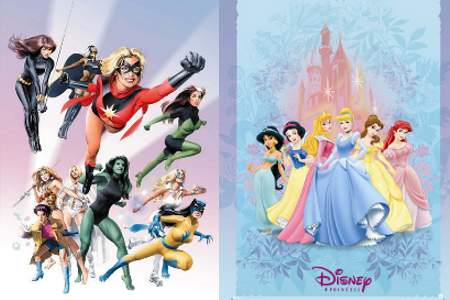 Marvel vs. Disney