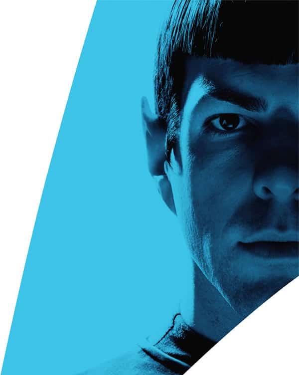 Zachary Quinto como Spock
