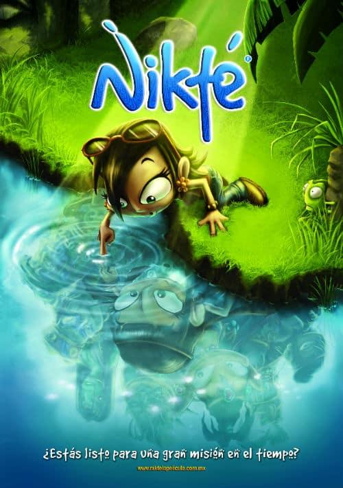 Poster Teaser de Nikté