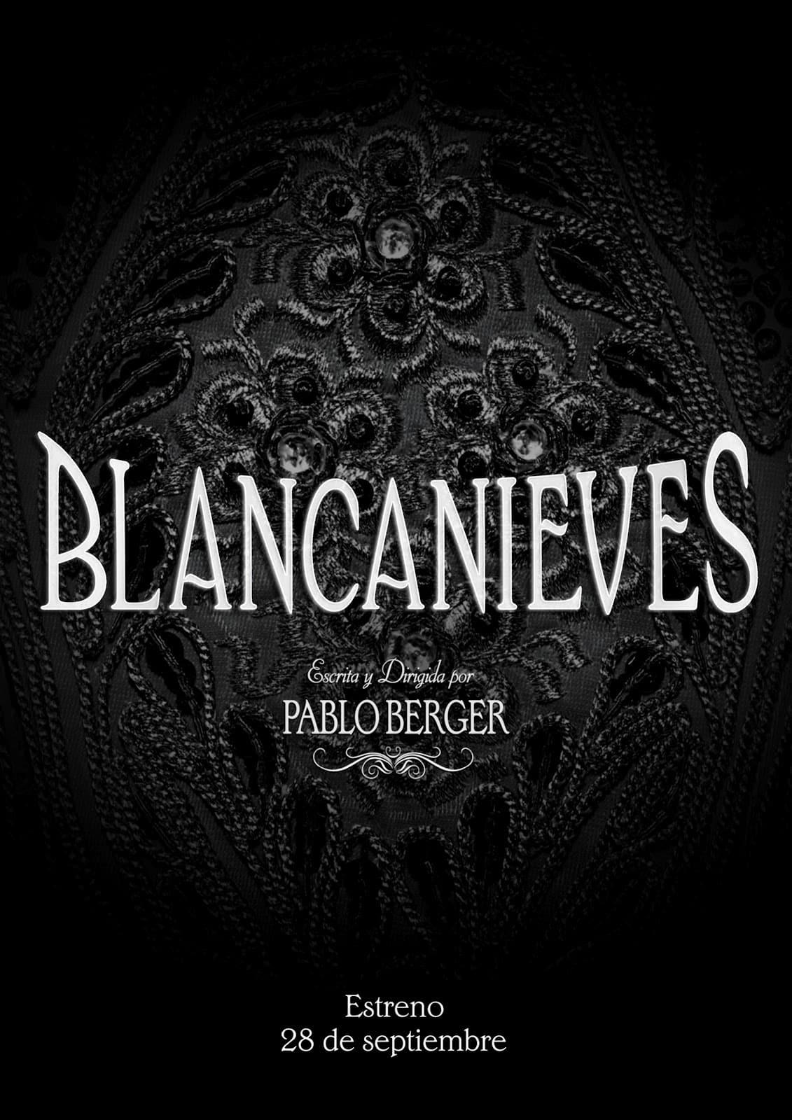 Blancanieves, Pablo Berger