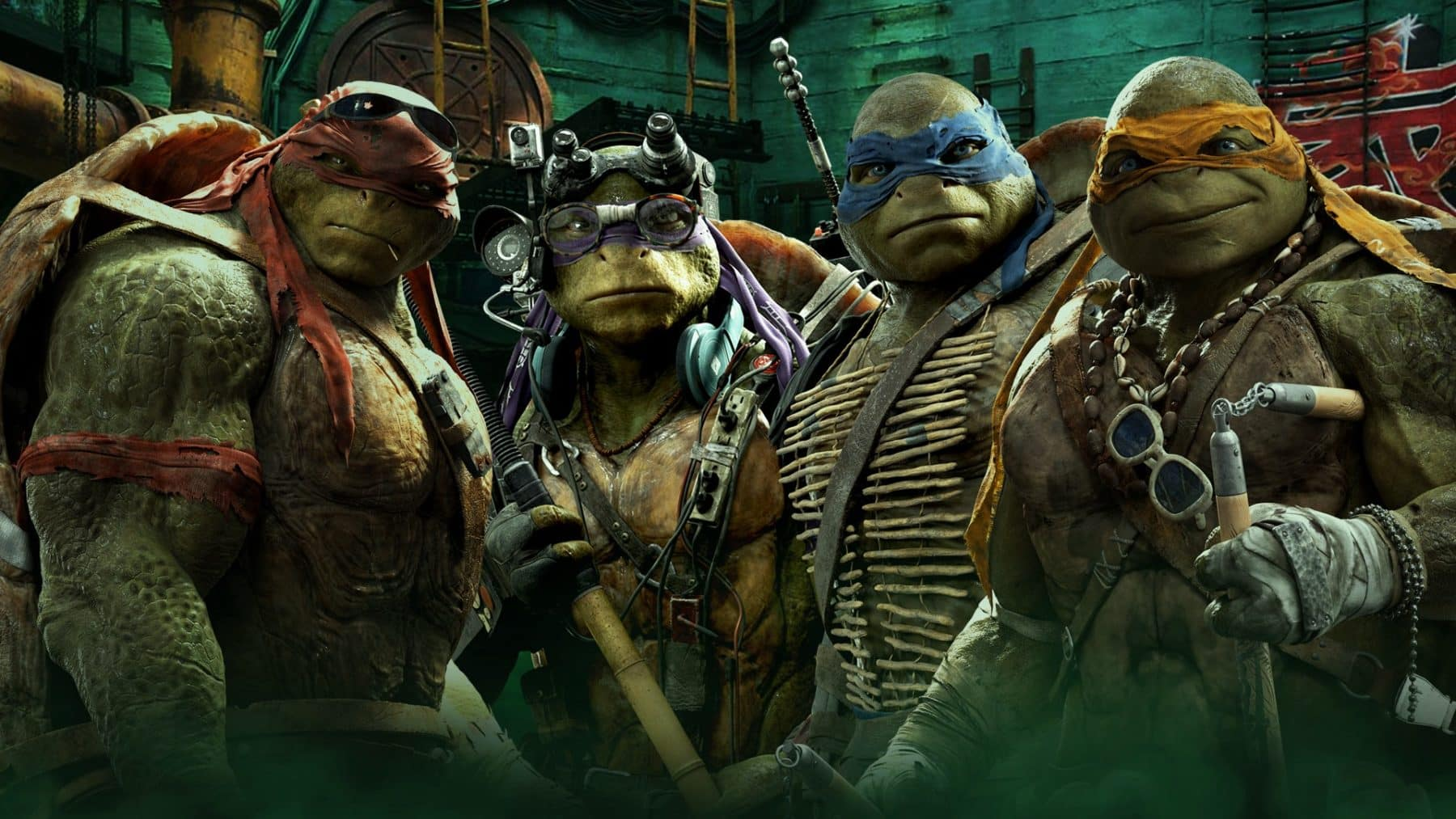 Paramount Pictures prepara nuevo reboot de las Tortugas Ninja teenage mutant ninja turtles