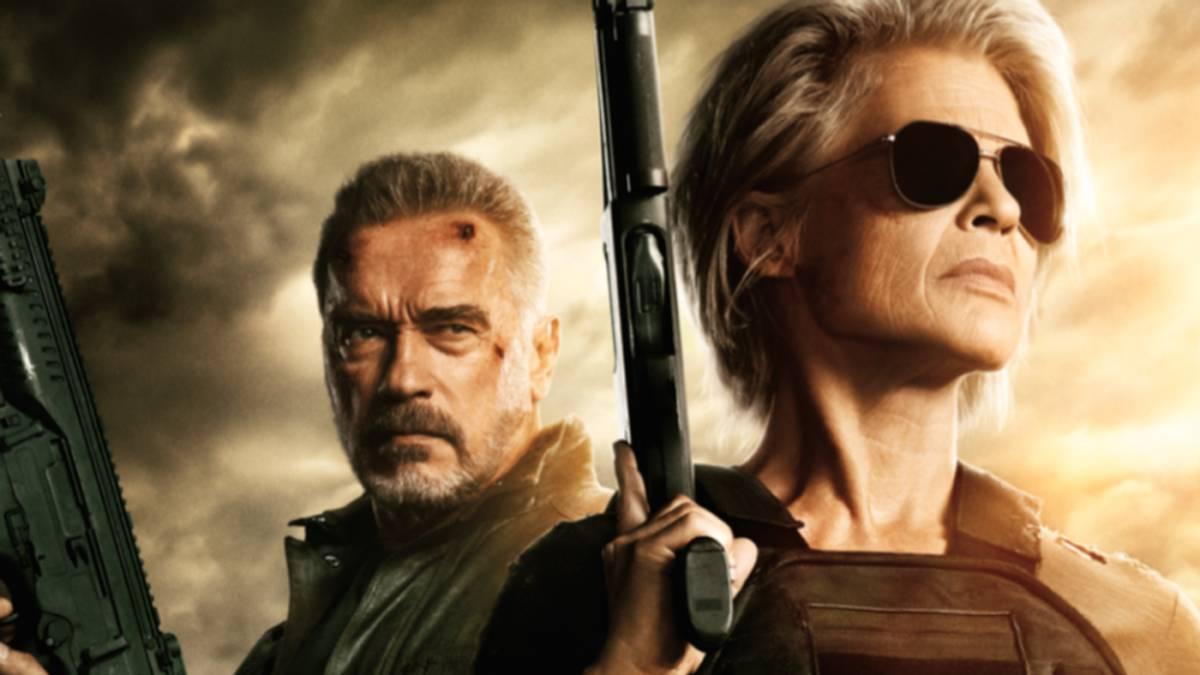 Terminator: Dark Fate emociona con tráiler oficial repleto de acción