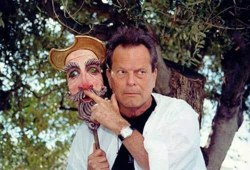 Terry Gilliam seguro llorará de gusto la primera vez que grite ¡Acción!