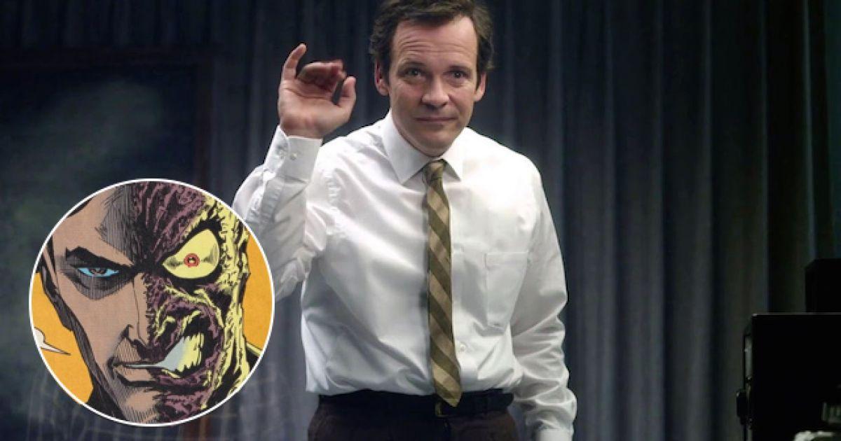La película The Batman ficha a Peter Sarsgaard como ¿Two-Face?