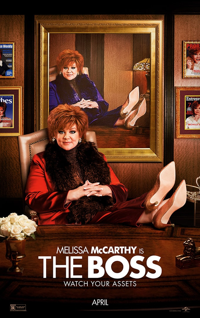 Melissa McCarthy en The Boss