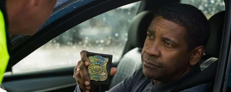 Denzel Washington regresa en primer tráiler de The Equalizer 2 de Sony Pictures