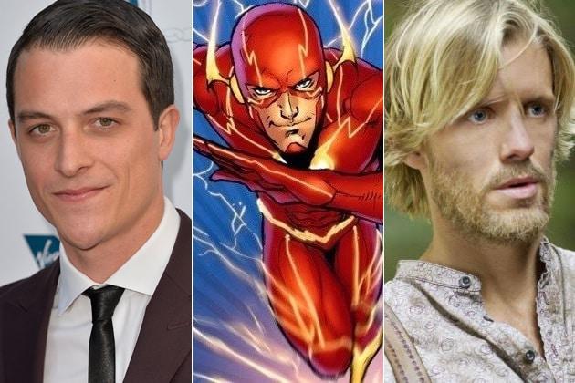 the-flash cast