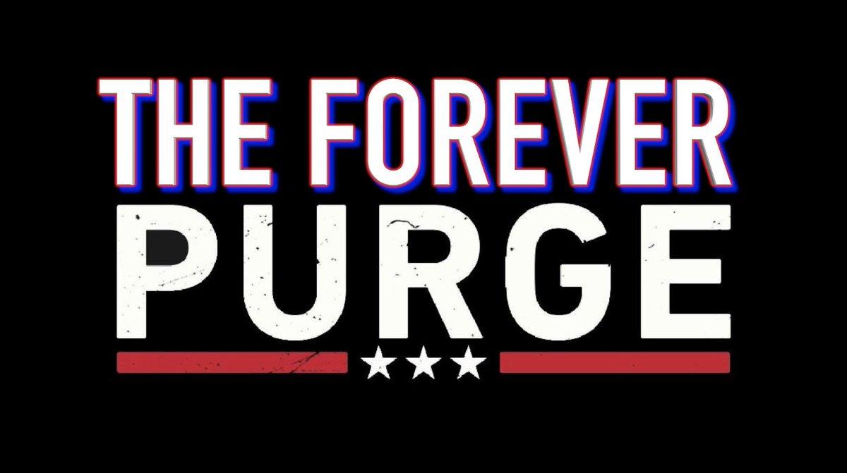 The Purge 5 de Everardo Gout y Blumhouse se titula The Forever Purge