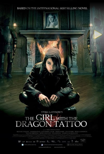 Millennium - The Girl with the Dragon Tattoo - Los Hombres que no amaban a las mujeres