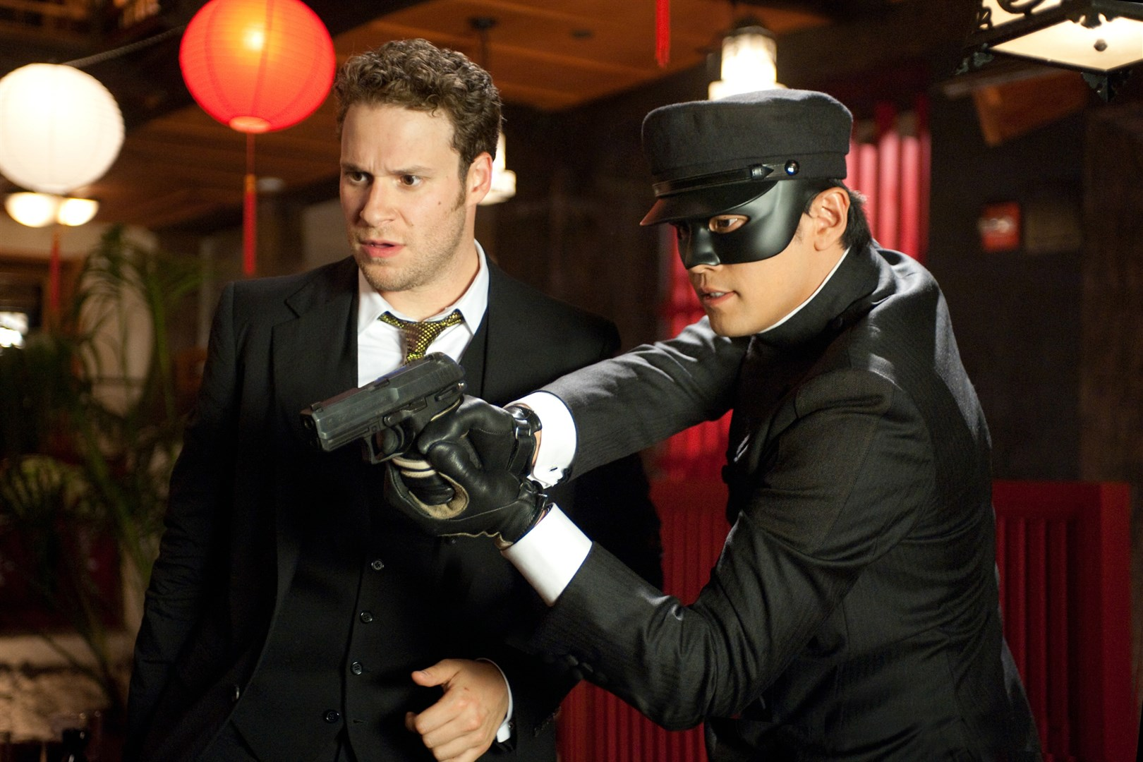 Universal Pictures desarrolla la película The Green Hornet and Kato