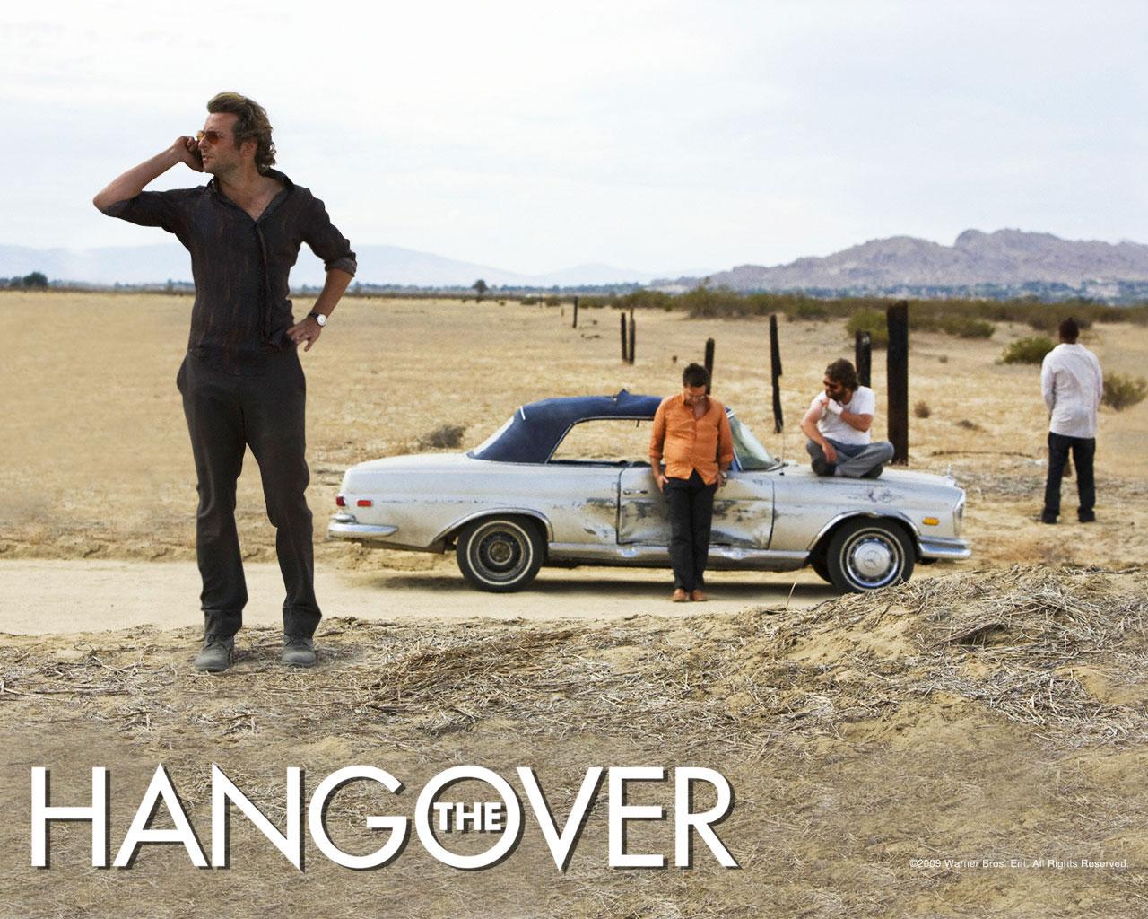 The Hangover 2 (¿Qué pasó ayer?)