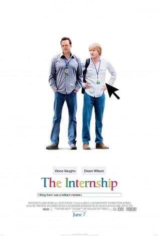 Poster de The Internship
