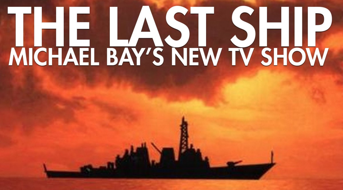 The Last Ship, TNT.
