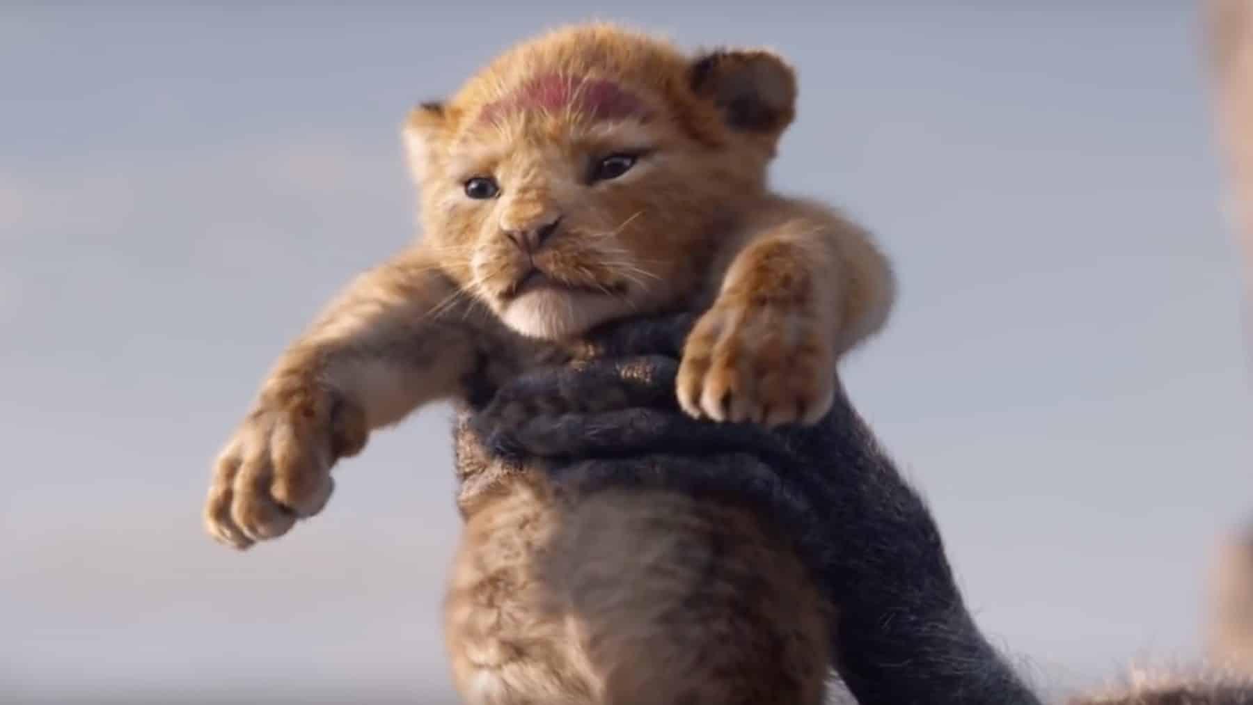 The Lion King libera emocionante tráiler completo de cara a estreno