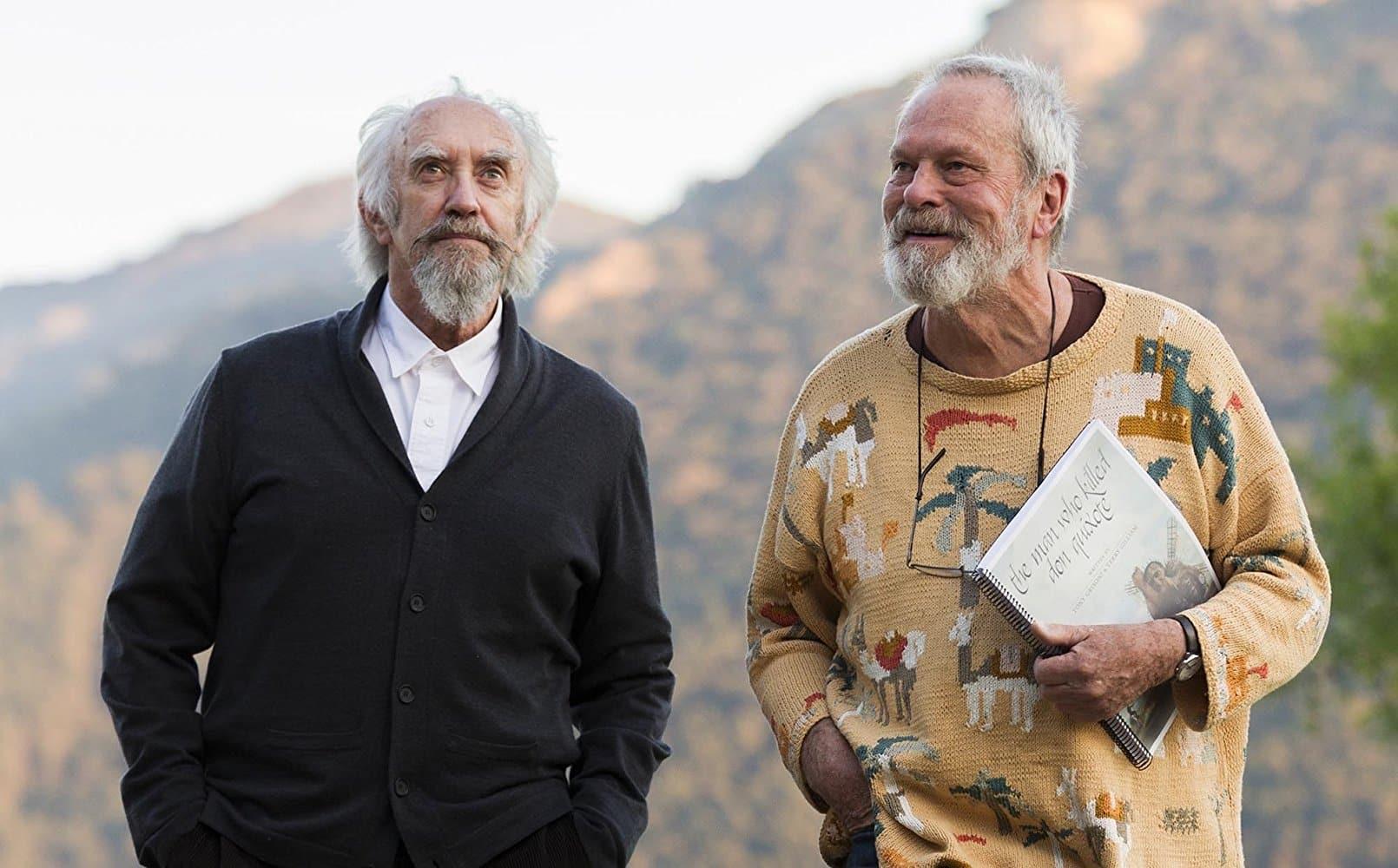 Tras 20 años en producción... The Man Who Killed Don Quixote debuta primer tráiler