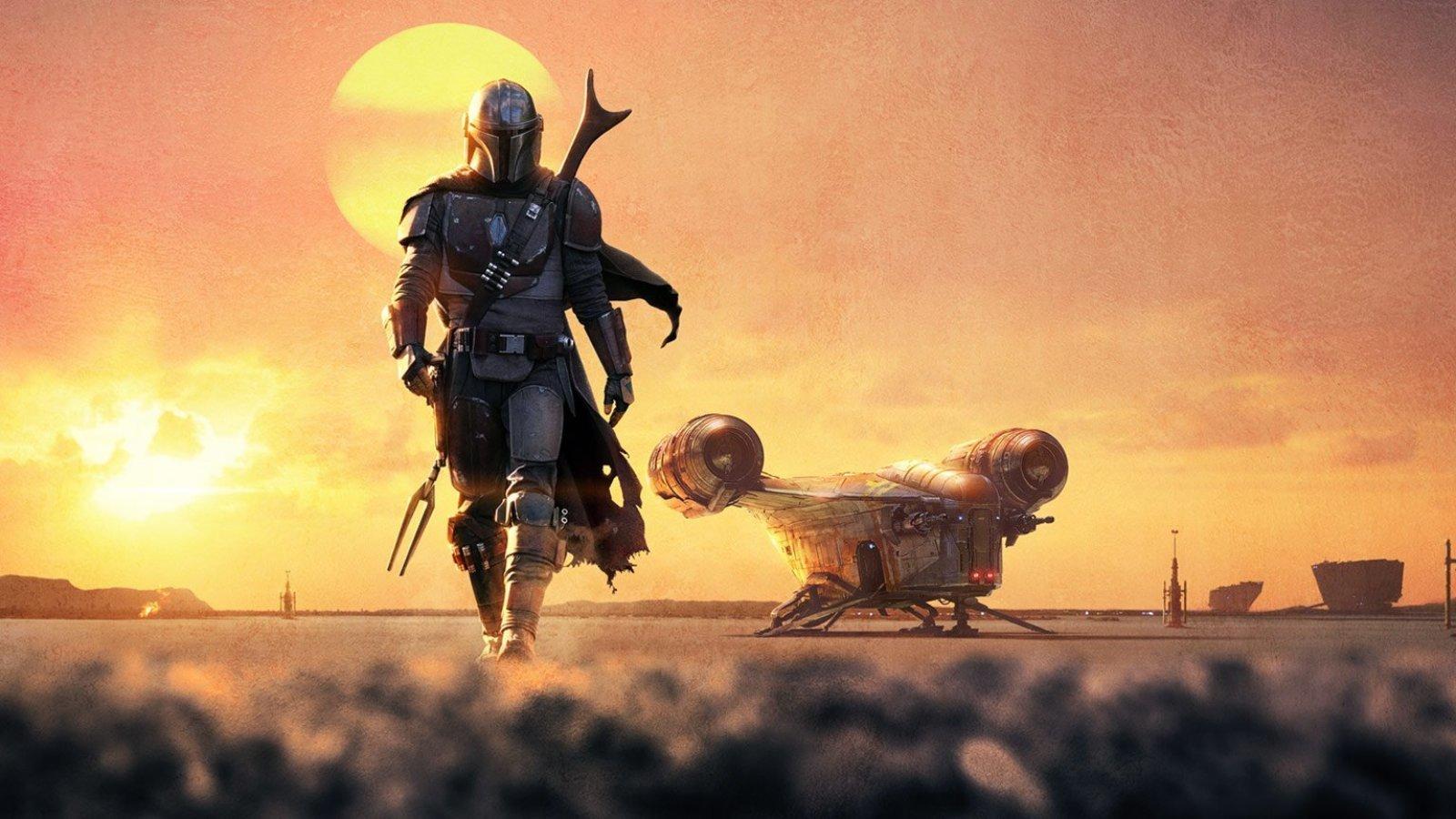 La anticipada serie Star Wars, The Mandalorian, debuta segundo tráiler