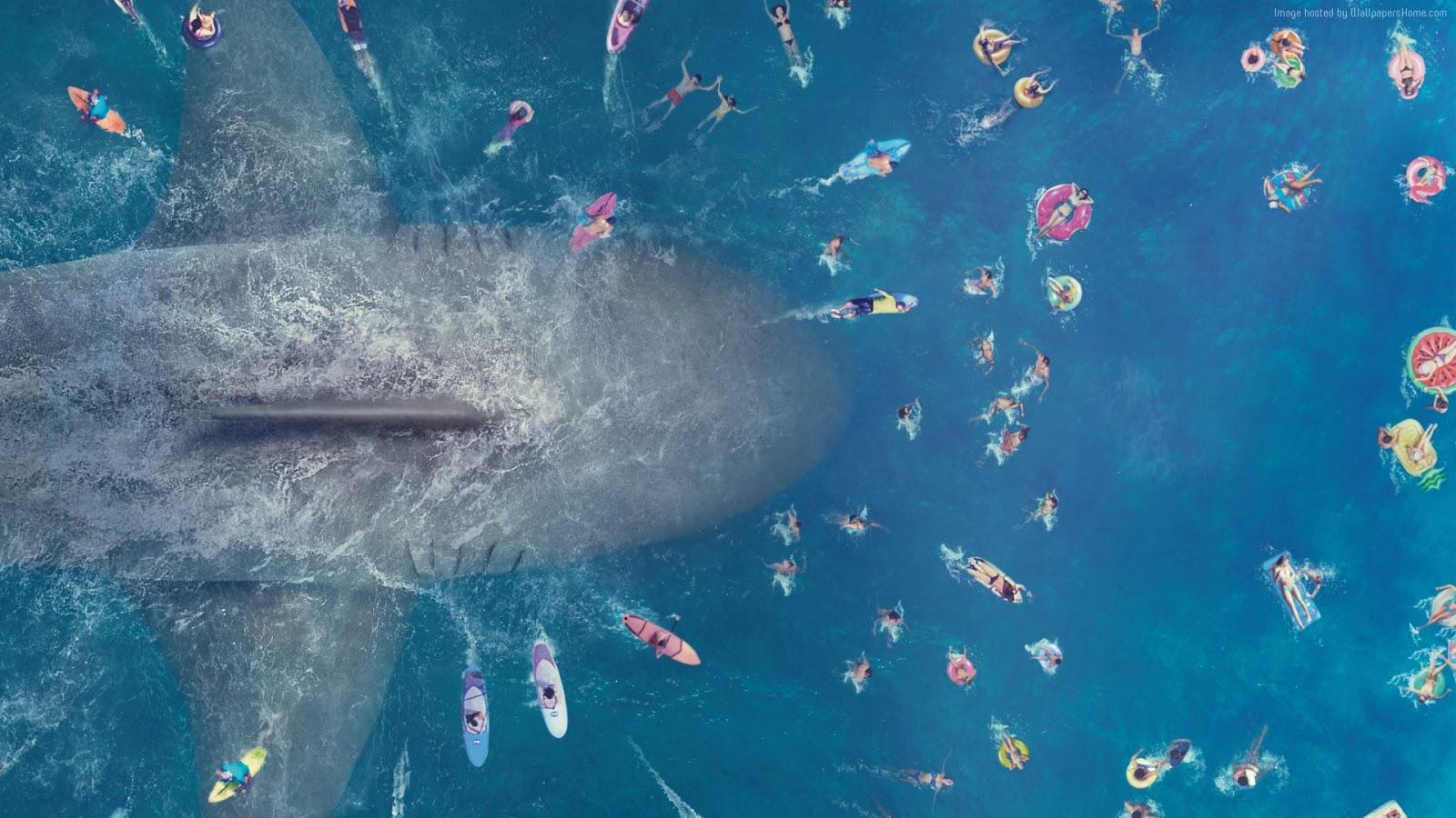 Secuela de The Meg en primeras etapas de desarrollo en Warner Bros