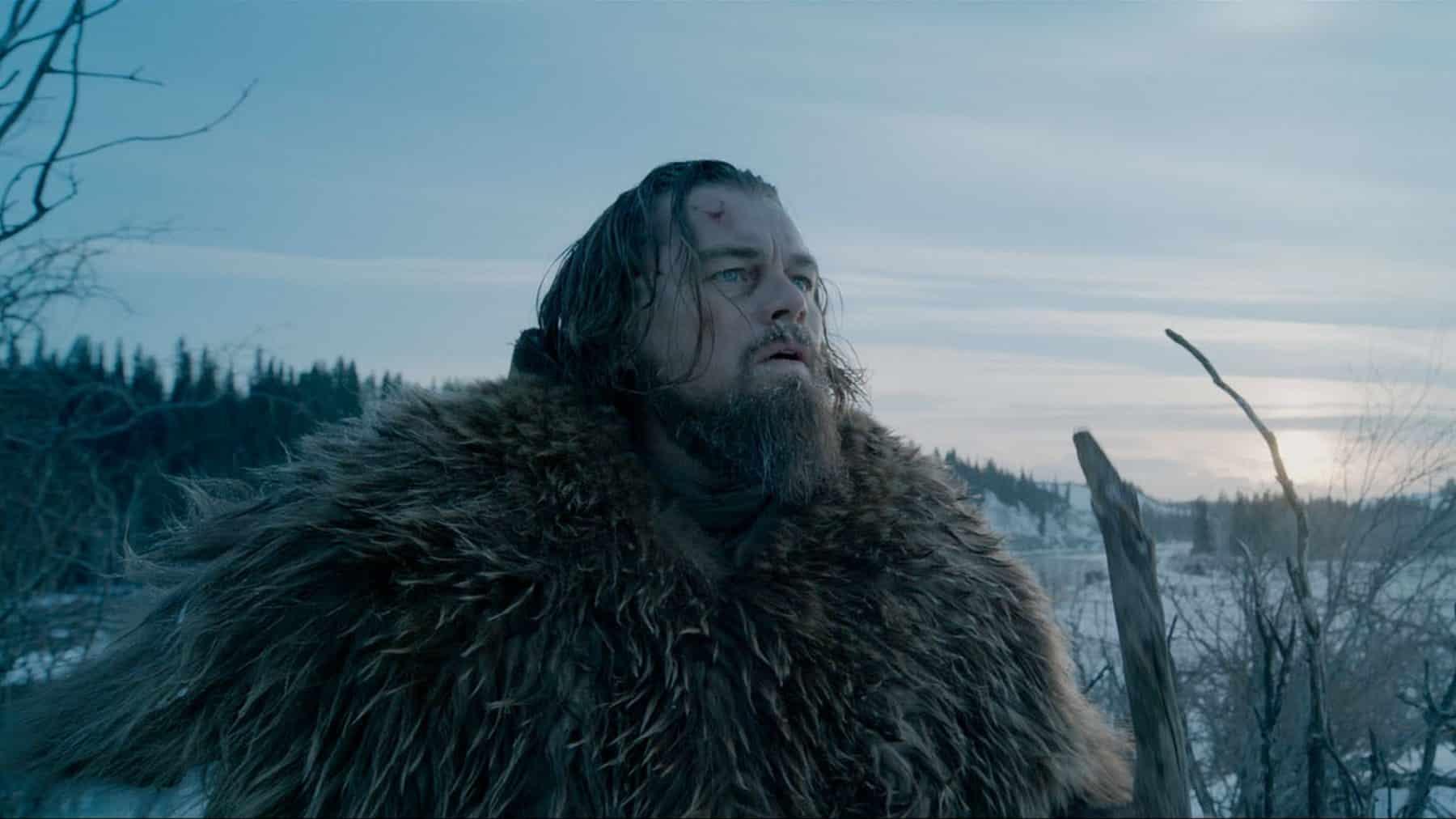 Leonardo DiCaprio entrega una desgarradora actuación como Hugh Glass en 'The Revenant'. © 2015 - Twentieth Century Fox
