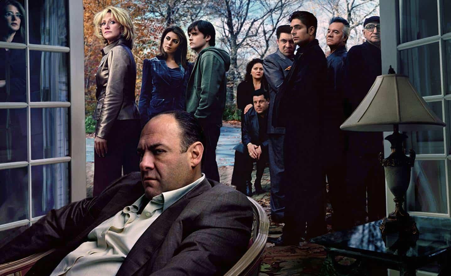 La película precuela de Sopranos obtiene lanzamiento y título oficial