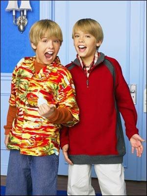 Zack y Cody, de Disney Channel
