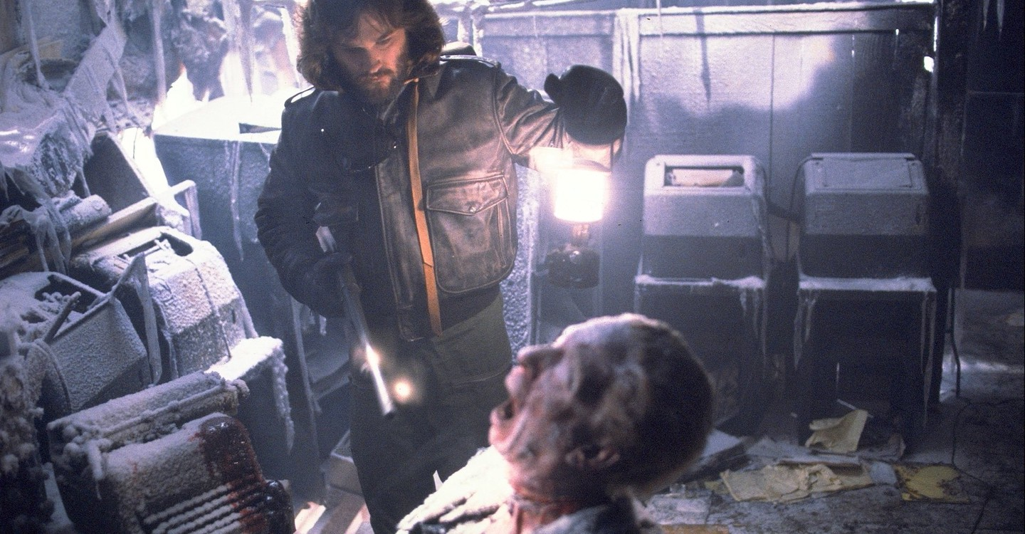 John Carpenter se involucra en remake de The Thing de Blumhouse y Universal