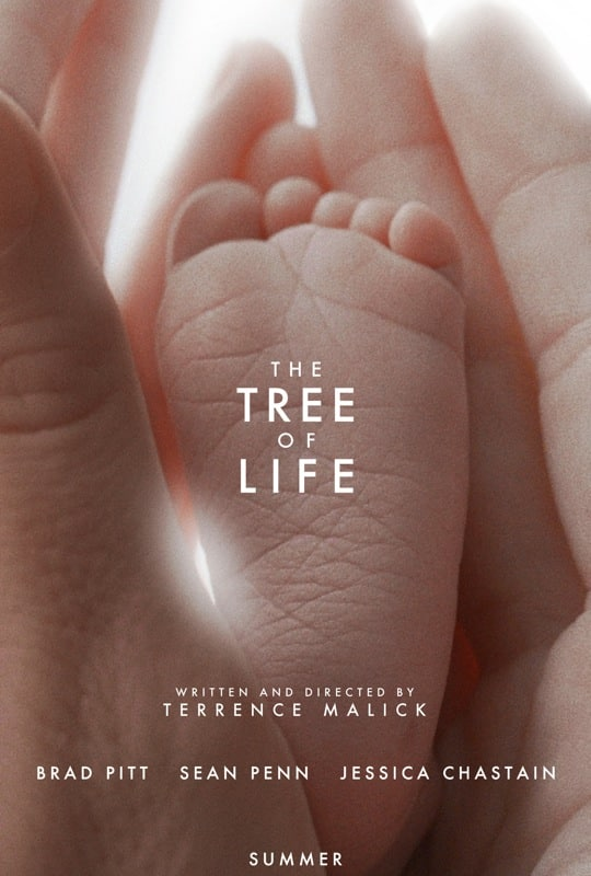 "Poster de ""The Tree of Life"""