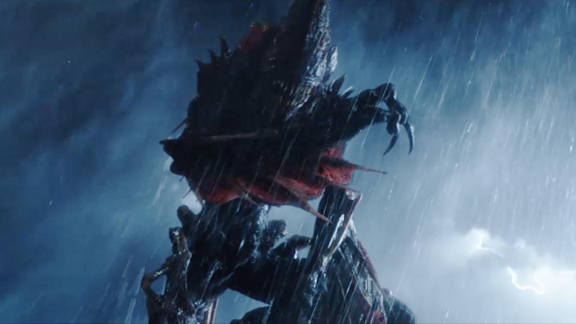 James Wan revela que el spinoff The Trench será una película de terror monstruosa