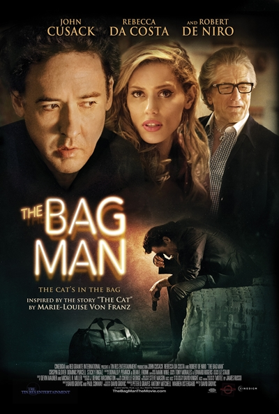 Poster de The Bag Man