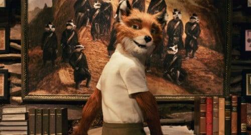 Escena de The Fantastic Mr. Fox