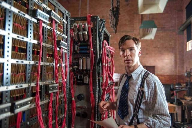 Benedict Cumberbatch como Alan Turing en 'The Imitation Game' © 2014 - The Weinstein Company