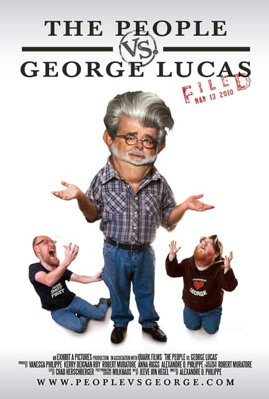 The people vs. George Lucas. USA (2010)