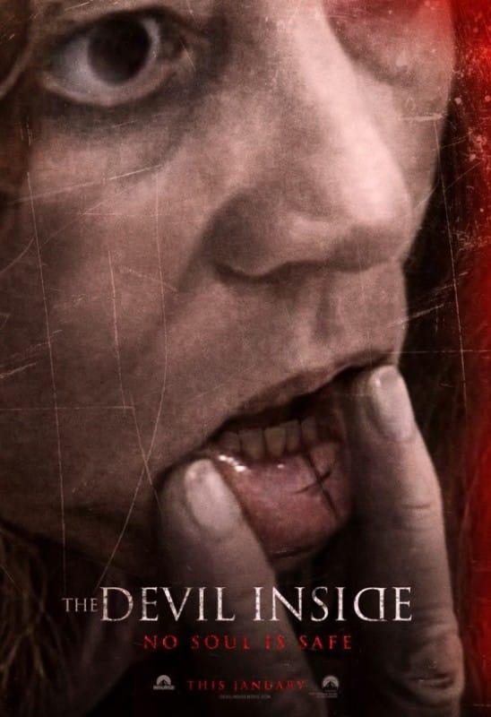 The devil inside. USA (2012)