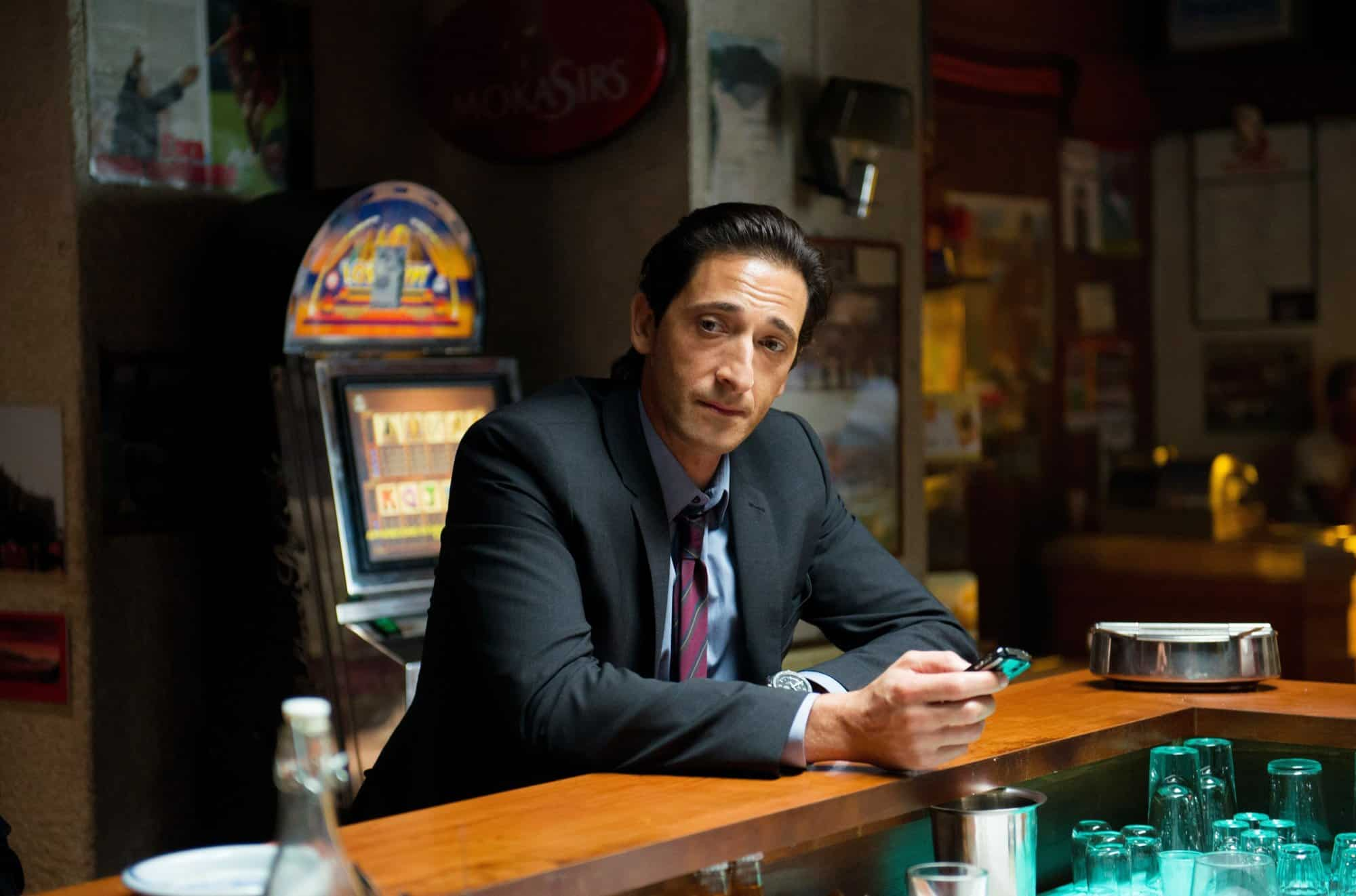 Adrien Brody en la cinta de Paul Haggis 'Third Person'.